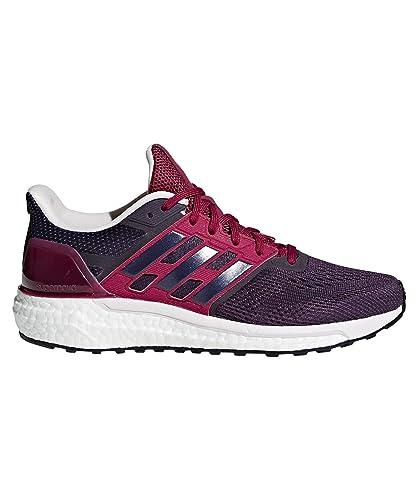 adidas Laufschuh Supernova, Chaussures de Running Femme, Rouge (Nobink/Nobink/Mysrub 000), 40 2/3 EU