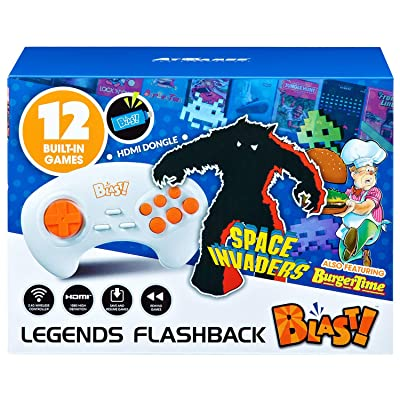 Legends Flashback Blast!: Video Games
