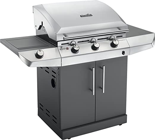 para barbacoa y cocina con fog/ón de Top Home Solutions/® reversible Plancha antiadherente