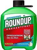 Roundup AC Unkrautfrei, Fertigmischung zur Bekämpfung von Unkräutern, Gräsern und Moos, 5 Liter Kanister