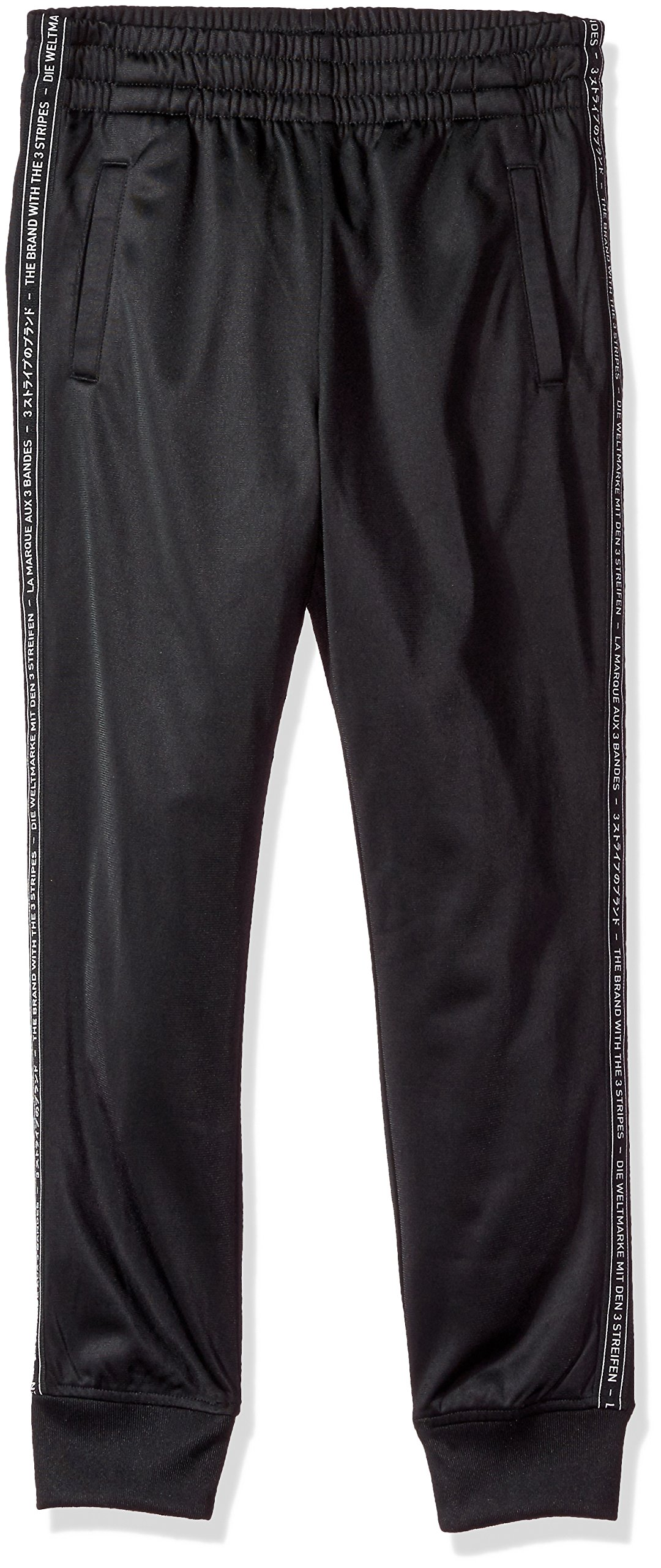 adidas Originals Bottoms Big Boys' Kids Nmd Track Pants, Black, X-Small