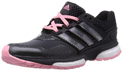 adidas Response Boost 2 Techfit Femmes chaussures de course ...