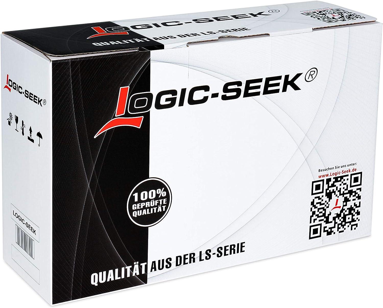 je 300 St/ück Logic-Seek 5X Versand-Etiketten kompatibel f/ür Brother DK11202 62mm x 100mm P-Touch QL-1050 1060N 500 550 560 570 580 700 500 A BS BW 560 VP YX 580N 650TD 710W 720NW Weiss