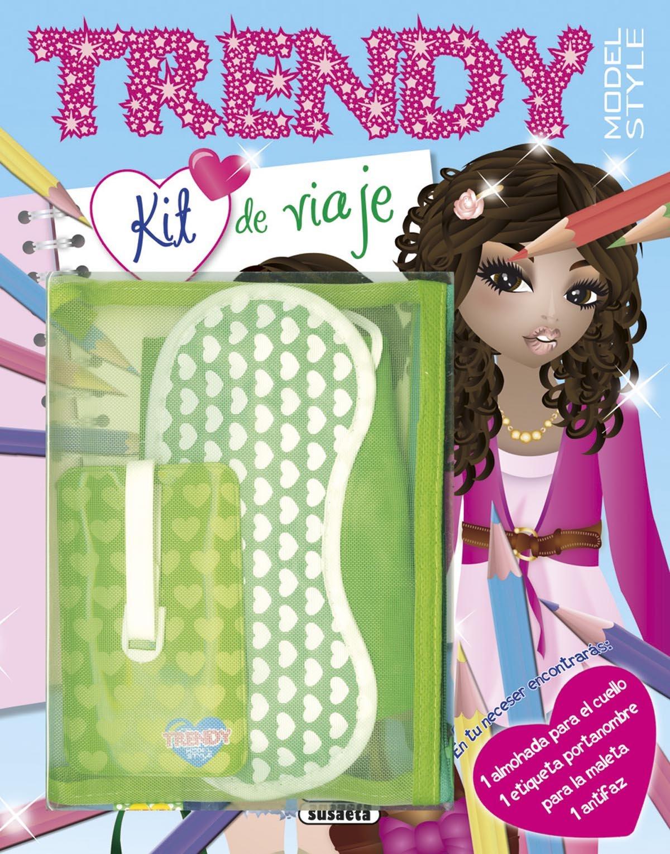 Kit de viaje (Spanish) Paperback – 2015