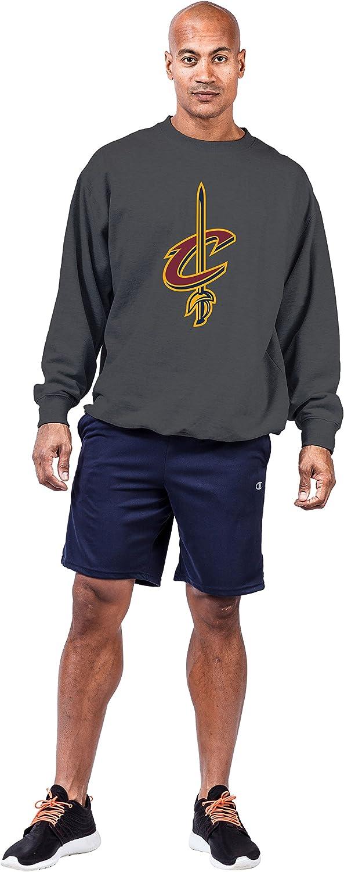 Profile Big /& Tall NBA mens L//S Fleece Crew