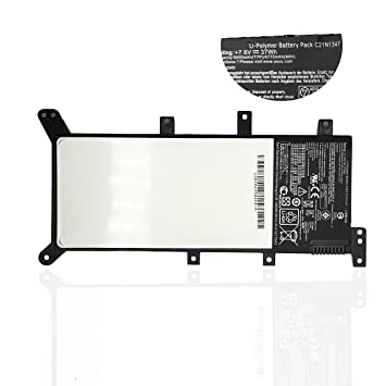 KDJ Reemplazo de la batería del Ordenador portátil para ASUS X555 X555L X555LA X555LB X555LD X555LF X555LI X555LJ X555LN X555LP Series, C21N1347: Amazon.es: ...
