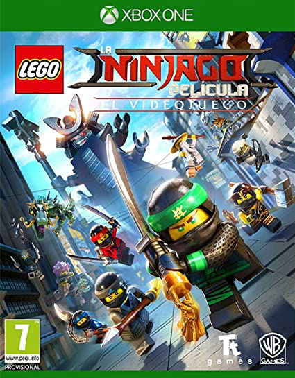 Lego Ninjago: Amazon.es: Videojuegos