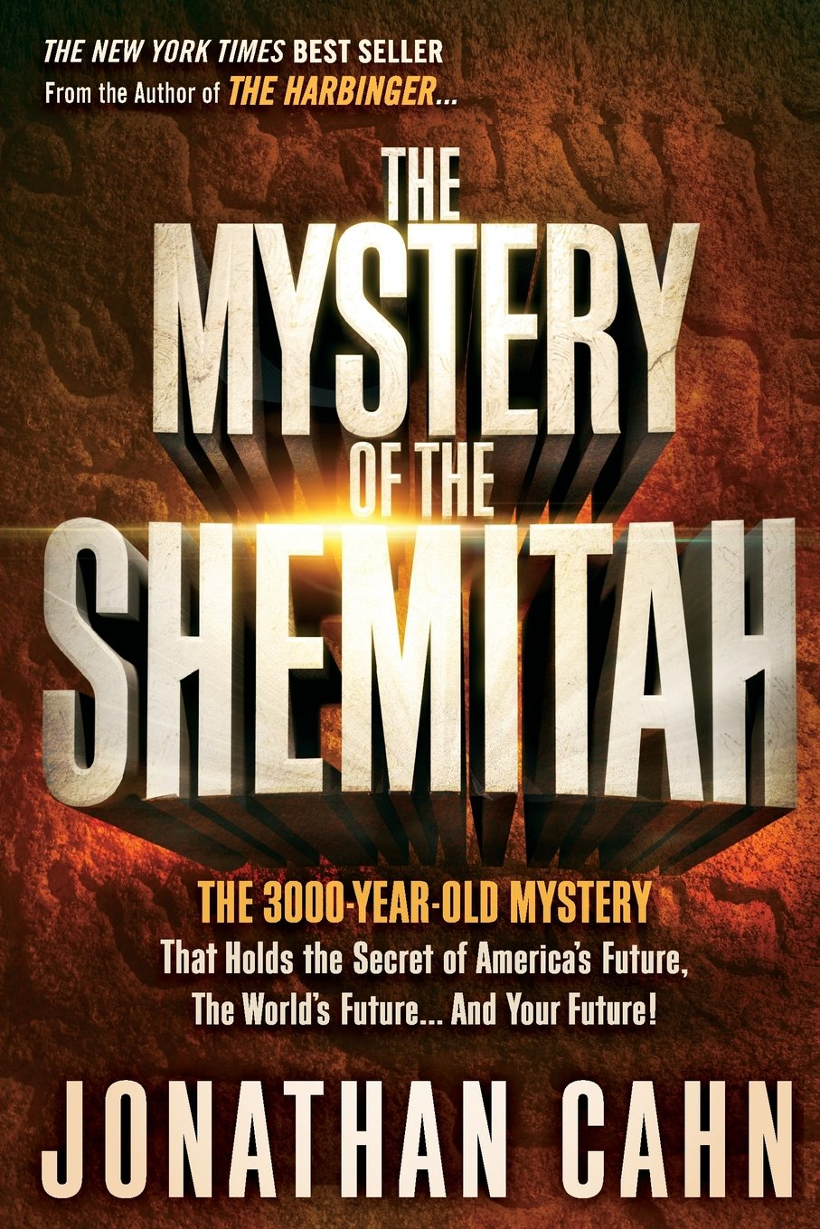 Jonathan cahn books related products dvd cd apparel pictures the mystery of the shemitah the 3000 year old mystery that holds the malvernweather Choice Image
