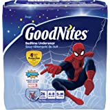 GoodNites Boys Underwear Small/Medium, Boy, 26 Count (Pack of 3), Packaging May Vary