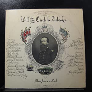 Nitty Gritty Dirt Band - Will The Circle Be Unbroken - Lp Vinyl Record