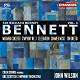 Bennett: Orchestral Works Vol