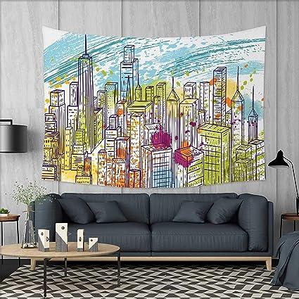 Amazon.com: Anniutwo New York Home Decorations for Living ...