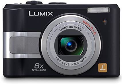 amazon com panasonic lumix dmc lz5k 6mp digital camera with 6x rh amazon com panasonic lumix dmc-lz5 user manual panasonic lumix dmc-lz5 manual