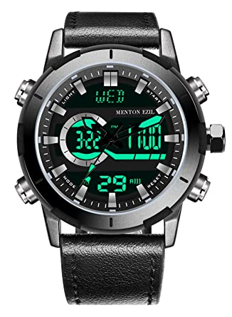 Watches New Roll Ball Analog Display Men Watches Exquisite Inspired Led Watch Stainless Steel Sports Wristwatches Ll Attractive Designs;