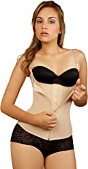 15e82b03512 Vedette Felice Firm Compression Classic Corset with Zipper 400