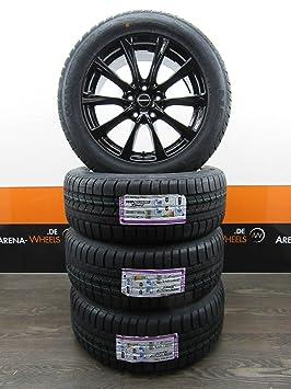 Mitsubishi ASX GA0 7.5J 17 pulgadas Llantas Invierno Neumáticos Nexen Borbet nuevo: Amazon.es: Coche y moto