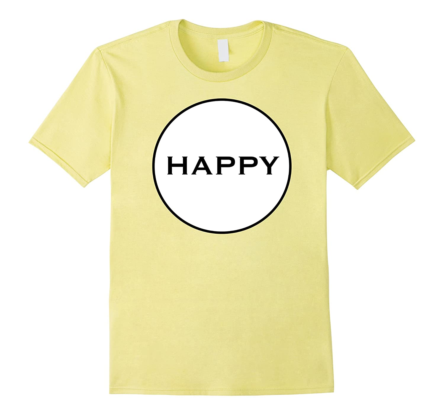 c58be4e03d Clever HAPPY DWARF Funny Group Matching Halloween T-Shirt-FL ...