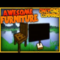 New Top Furniture: Furniture for MCPE 2018