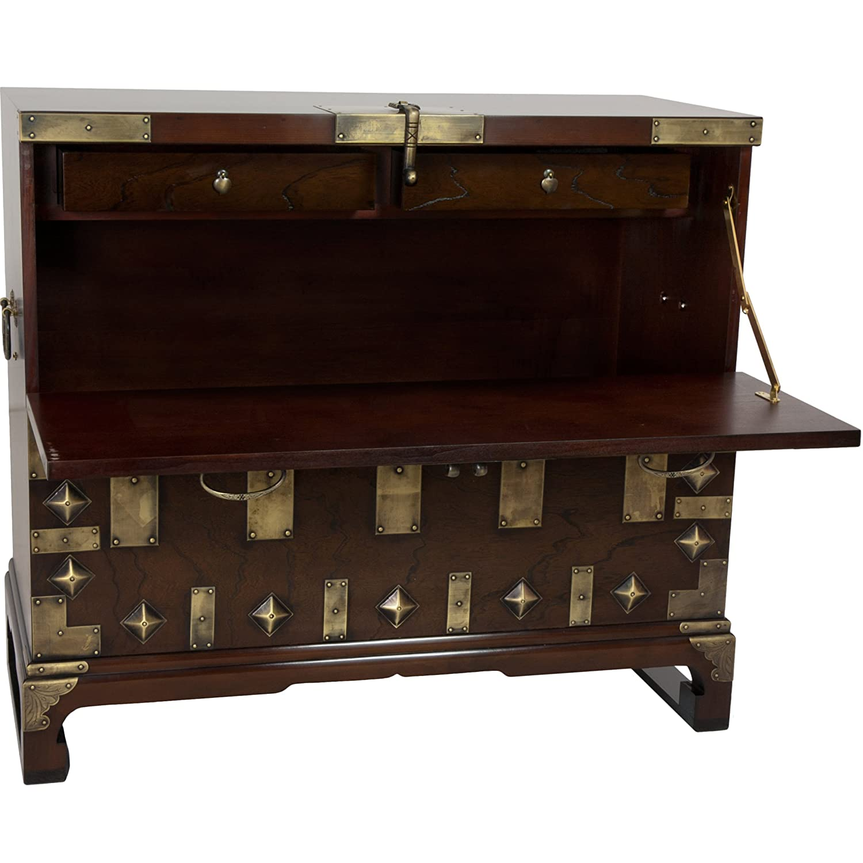 Amazon.com: Oriental Muebles coreano bandaji Manta con 2 ...