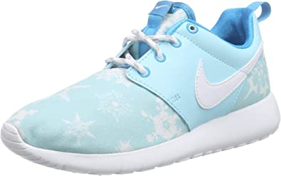 well known sells casual shoes Nike Roshe One Print (GS), Baskets Basses Fille: Amazon.fr ...