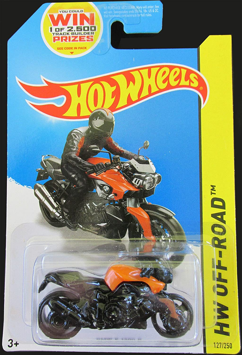Hw Hot Wheels 2015 Hw City 48 250 Canyon Carver Police Motorcycle - Amazon com hot wheels 2014 release black and orange bmw k 1300 r motorcycle hot wheels bmw motorcycle die cast toys games