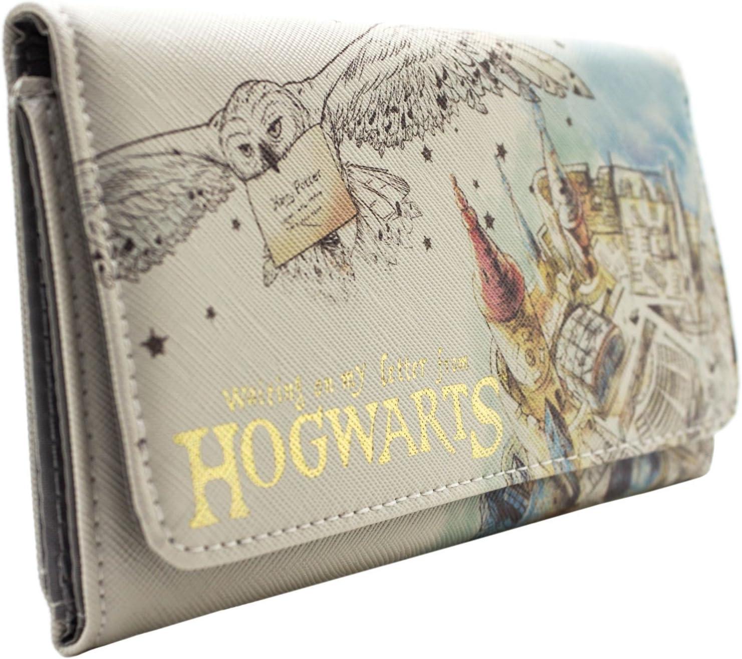 Harry Potter Letter-Porte-Monnaie Porte-Cartes