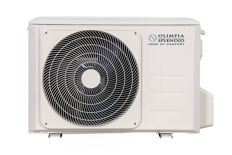 Olimpia Splendid Klima Splitger/ät Inverter mit W/ärmepumpe 12.000 BTU//h Aryal S1 E Inverter 12,Italienisches Design EEK A A++