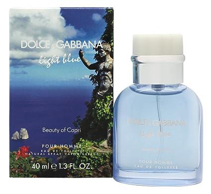 Dolceamp; MlAmazon 40 Alcolica Light Capri Gabbana Ph Blue it 35jqcLS4RA