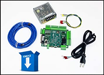 Centroid 4 Axis Acorn Diy Cnc Motion Controller Kit With Cnc Software Replaces Machmotion