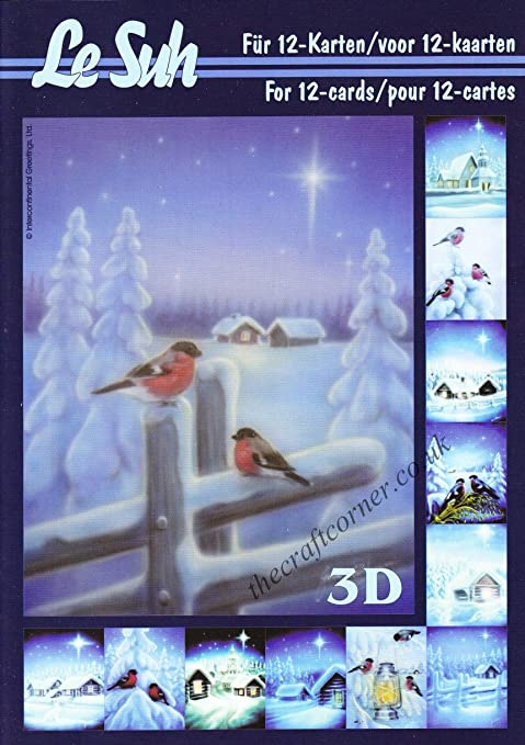 P89 Christmas Red A3 Card 270gsm 10 sheets