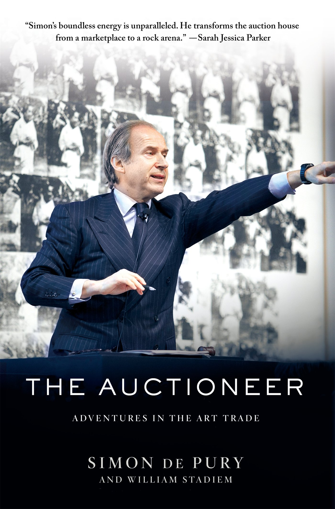 Download The Auctioneer: Adventures in the Art Trade PDF Text fb2 book