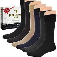 Specialized Socks Calcetines cómodos, aptos para diabeticos, para Hombre/Mujer - Calidad Premium, suaves y…