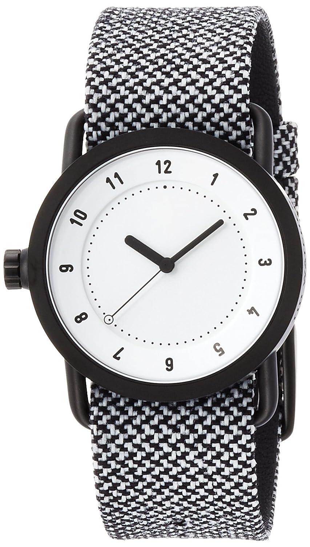 [ティッド ウォッチ]TID watches 腕時計 Kvadratコラボ 引き通し TID01-36TW WH/GRANITE 【正規輸入品】 B002YT1IBU