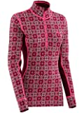 Kari Traa Women's Rose Half Zip Long Sleeve Baselayer