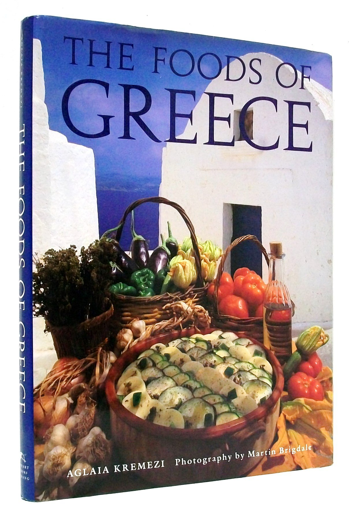 The Foods of Greece Hardcover – September 15, 1993