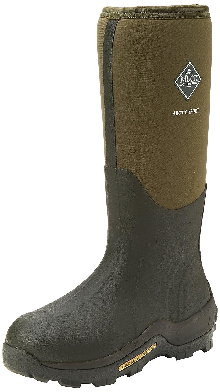 Muck Boots Damen Arctic Sport Gummistiefel (38 EU) (Grün) tBbOqOOt