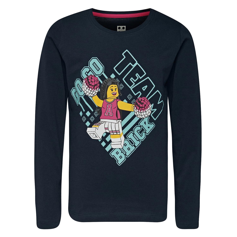 Lego Wear, Maglietta a Maniche Lunghe Bambina 20663