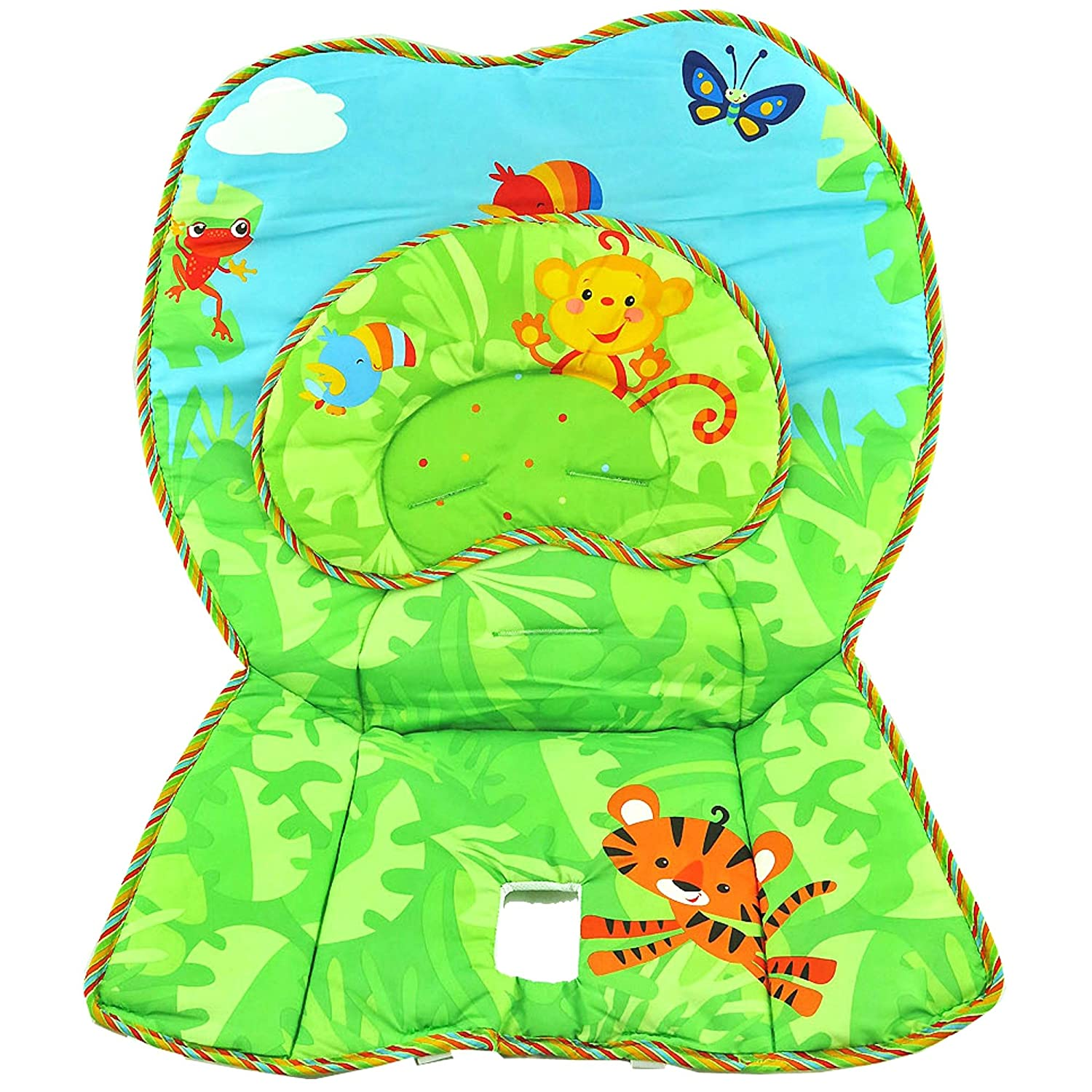 Amazon Fisher Price Healthy Care High Chair Replacement Pad