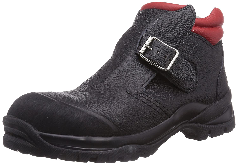 MTS Chaussures Sicherheitsschuhe Noir Santos Professional Hammer S3 HRO/Hi/ci 17898 4004, Chaussures de Sécurité Mixte Adulte Noir - Schwarz (Schwarz/Rot) eca52f3 - avtodorozhniks.space