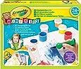 Crayola Mini Kids - 81-8112-U-000 - Kit de Loisir Créatif - Mon Premier Kit de Peinture
