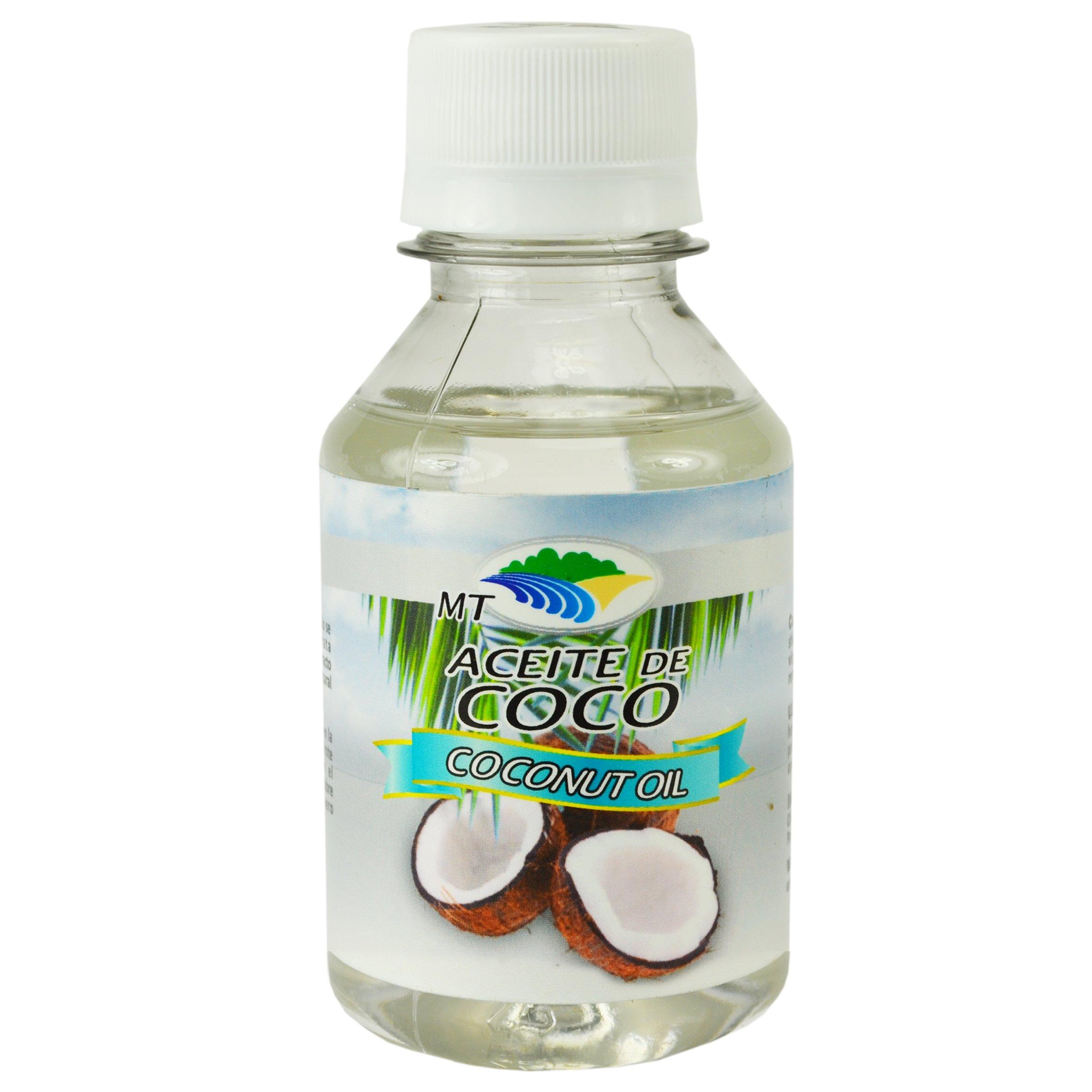 Madre Tierra Aceite de Coco/Coconut Oil 2 Oz