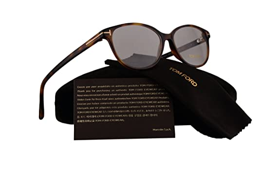 ab6b69d38e6 Image Unavailable. Image not available for. Color  Tom Ford FT5421 Eyeglasses  53-14-140 ...