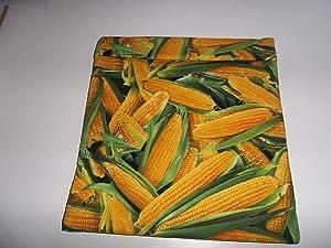 Microwave Potato Bag Corn on the Cob Large All Cotton Baked Potato Bag Handmade Kitchen Utensil