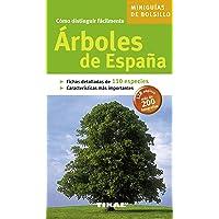 Arboles De España (Miniguias De Bolsillo)