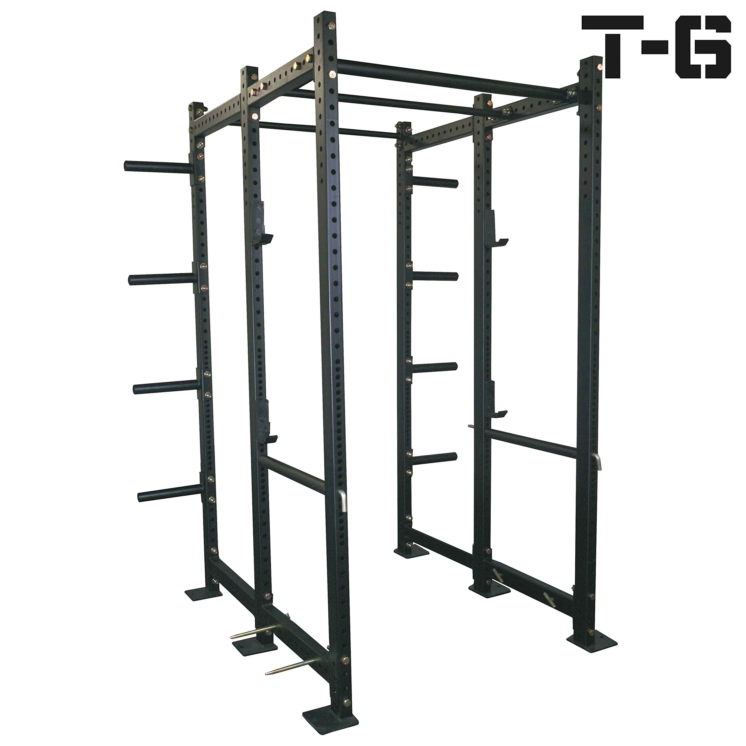 Titan T-6 Series Power Rack - 24'' x 24'' by Titan Fitness
