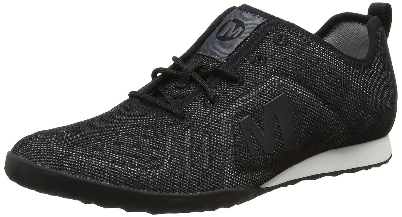 Merrell Women's Civet Lace Sneaker B01HJ0WPTM 5 B(M) US Black