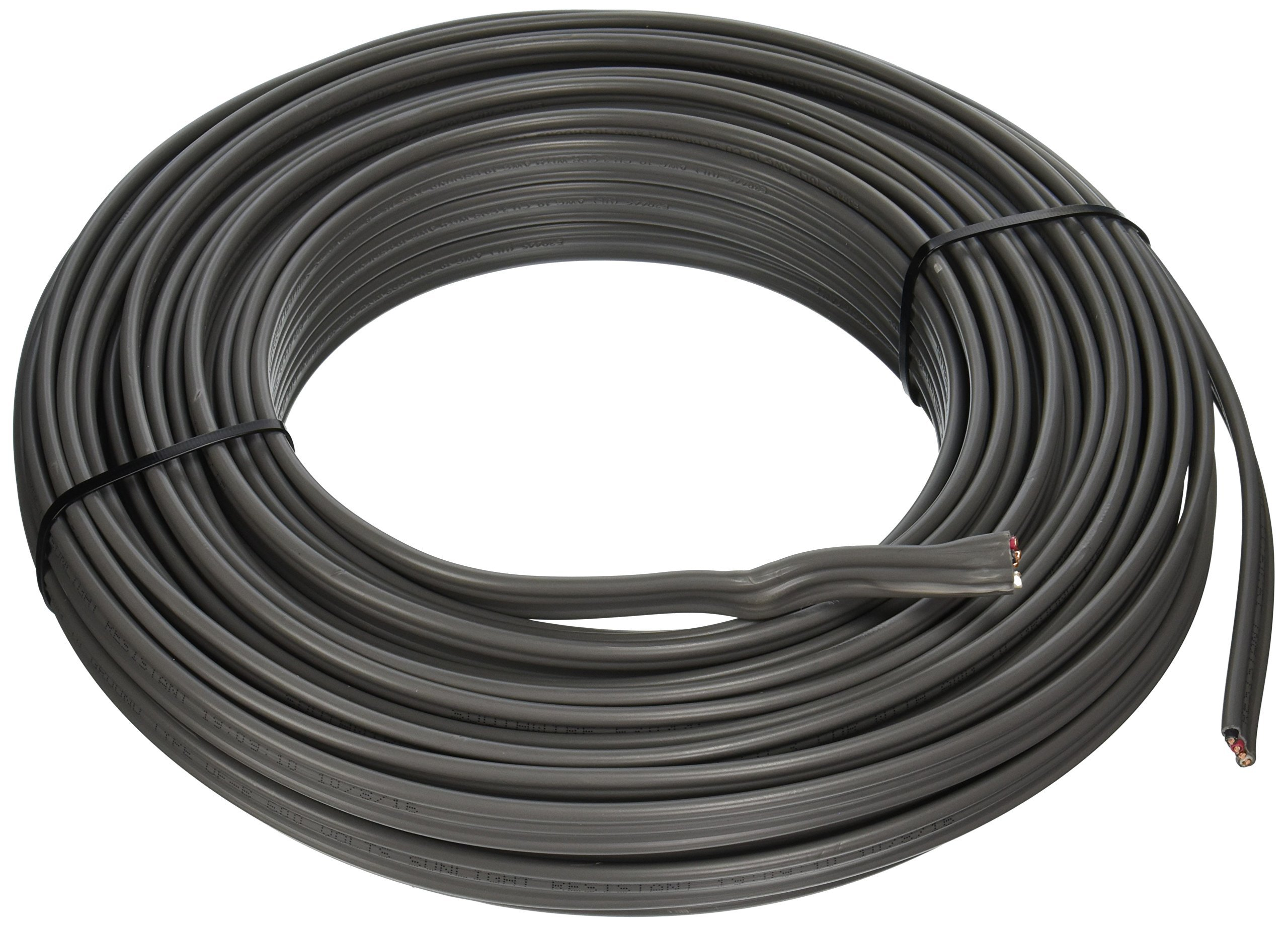 Southwire 13059123 100'. 10-3 Gray Solid Uf-B Wire