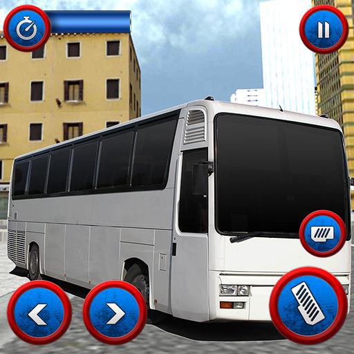 City Tourist Bus Driving 2018