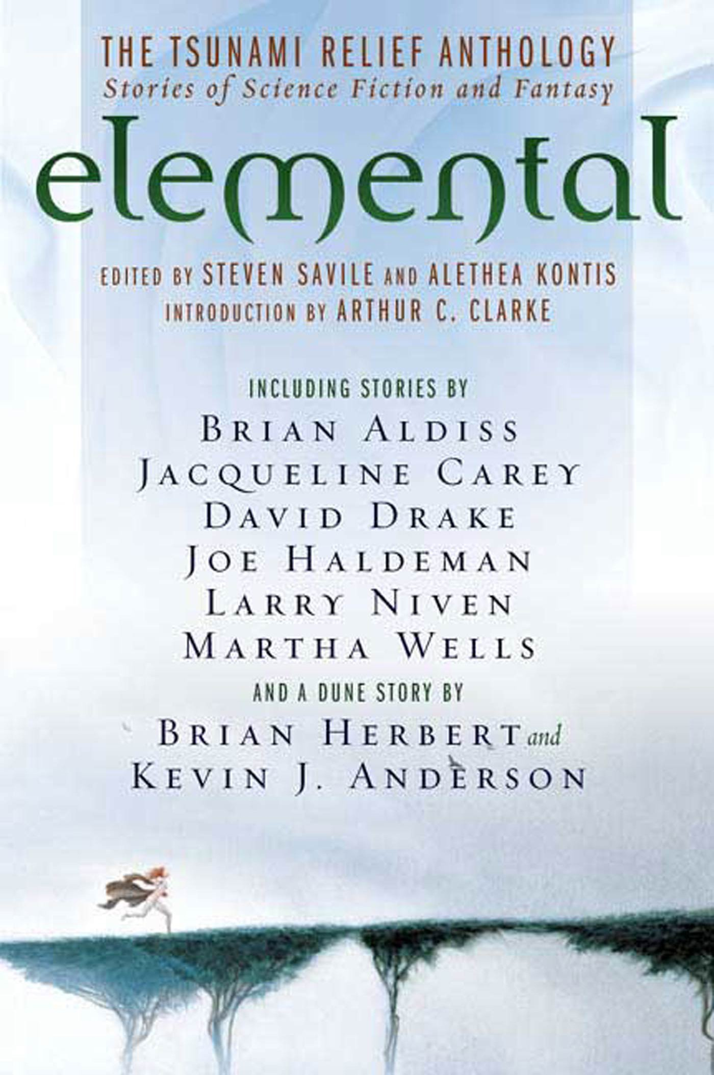 Elemental: The Tsunami  Relief Anthology: Stories of Science Fiction and Fantasy ebook