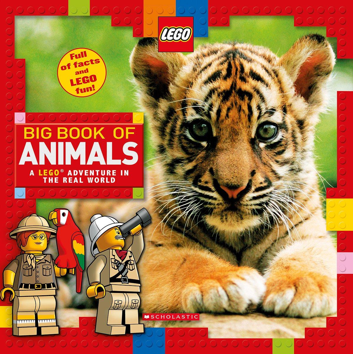 Big Book of Animals (LEGO Nonfiction) ebook
